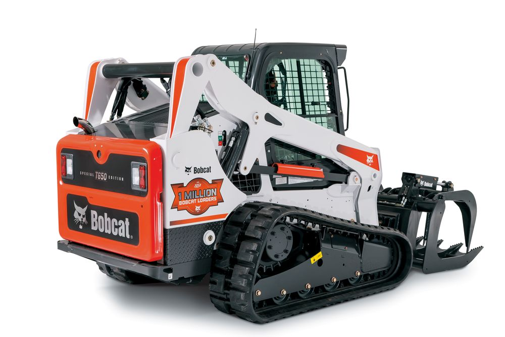 Medium Bobcat T650 1 Millionth Loader 207349 127885 hr